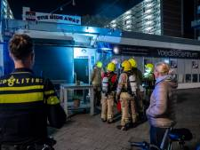 Opnieuw explosief ontploft bij Rotterdams Feyenoord-café