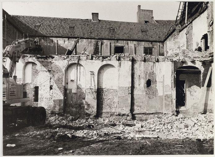 De Observant in 1980, ten tijde van de de restauratie...