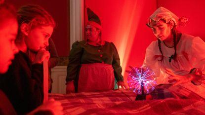 """Na 250 voorstellingen valt doek over Kerstmagie in kasteel d'Ursel: """"Hier zijn vele mooie vriendschappen gesmeed"""""""