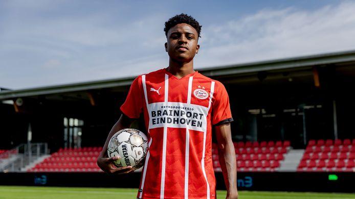 PSV huurde Dante Sealy twee jaar van FC Dallas.
