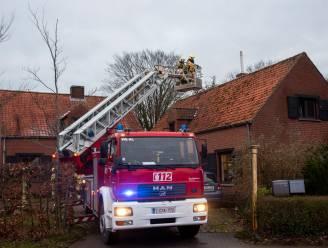 Woningbrand in Massemen blijkt loos alarm