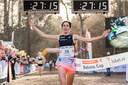 De Zwitserse Fabienne Schlumpf won de 60ste editie van de Warandeloop.