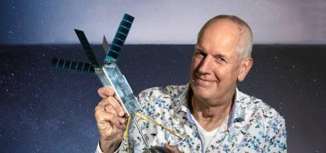 Professor Ron kwam in de jaren '80 met baanbrekende uitvinding in ruimtevaart