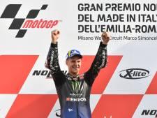 MotoGP: Fabio Quartararo, premier champion du monde français MotoGP