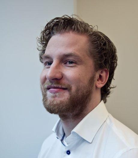 Thomas van der Meer lijsttrekker D66 Land van Cuijk
