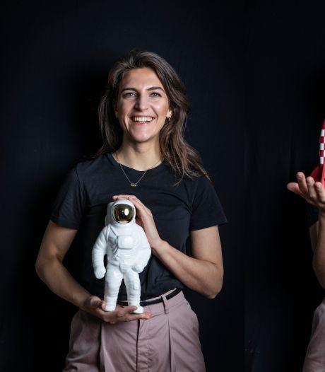 Zwolse tv-presentatrice Anna Gimbrère (35) wil de ruimte in: 'Op zoek naar ultieme gevoel van leven'