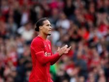 Virgil van Dijk tekent langdurig contract bij Liverpool: 'Hier spreekt heel veel vertrouwen uit'