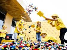 Droombaan in Scheveningen: betaald worden om met Lego te bouwen