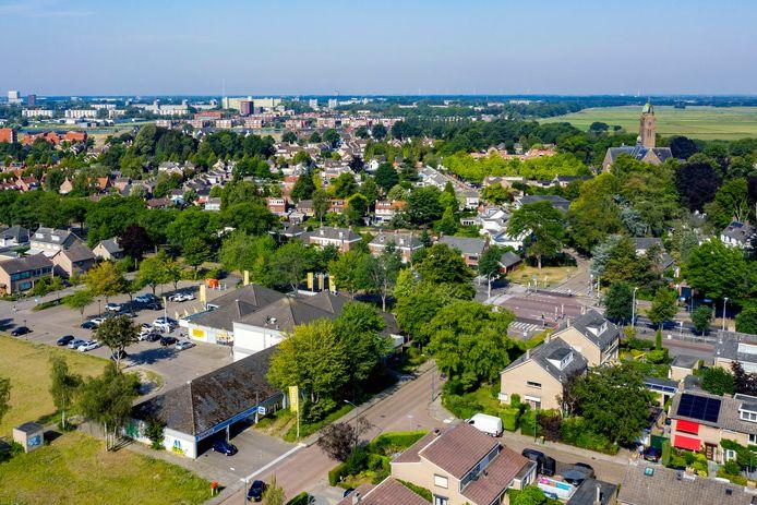 Teteringen is de afgelopen jaren al flink uitgebreid met plan Bouverijen, maar krijgt er waarschijnlijk nog eens zeshonderd huizen bij in de nieuw te bouwen wijk Woonakker.