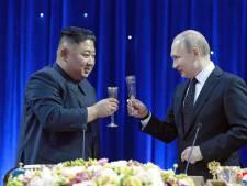 Poetin gaat tegenbezoek brengen aan Kim Jong-un in Noord-Korea