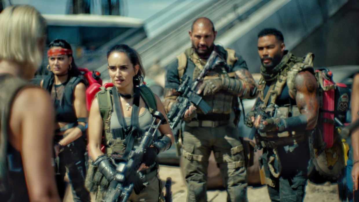 Army of the dead Beeld Netflix