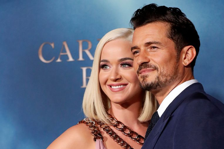 Orlando Bloom en Katy Perry
