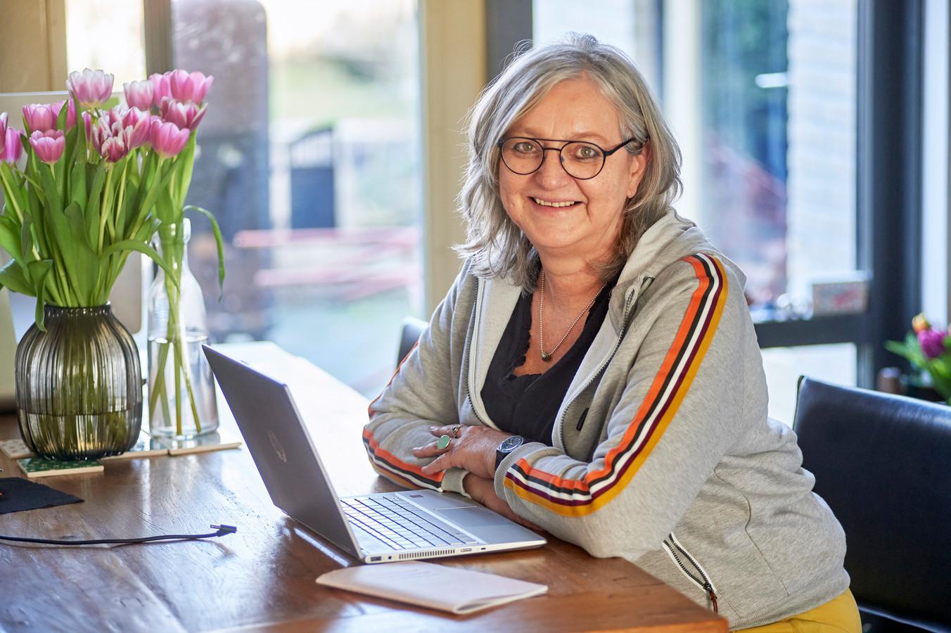 Anne-Marie van Orsouw uit Heesch deelt in haar blog persoonlijke ervaringen tijdens haar ziekteproces en hoopt daarmee ook anderen te helpen.