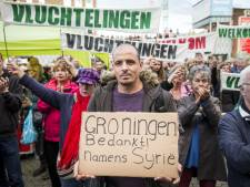 Noodopvang vluchtelingen in Groningen: 550 mensen