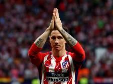Fernando Torres revient à l'Atletico Madrid comme entraîneur des U19