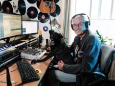 'Muziek draaien houdt me op de been'