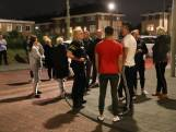 Buren met elkaar op de vuist om vuurwerkbommen op feestje