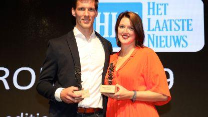 Verhanneman en Coolman verkozen tot volleyballer en volleybalster van het jaar