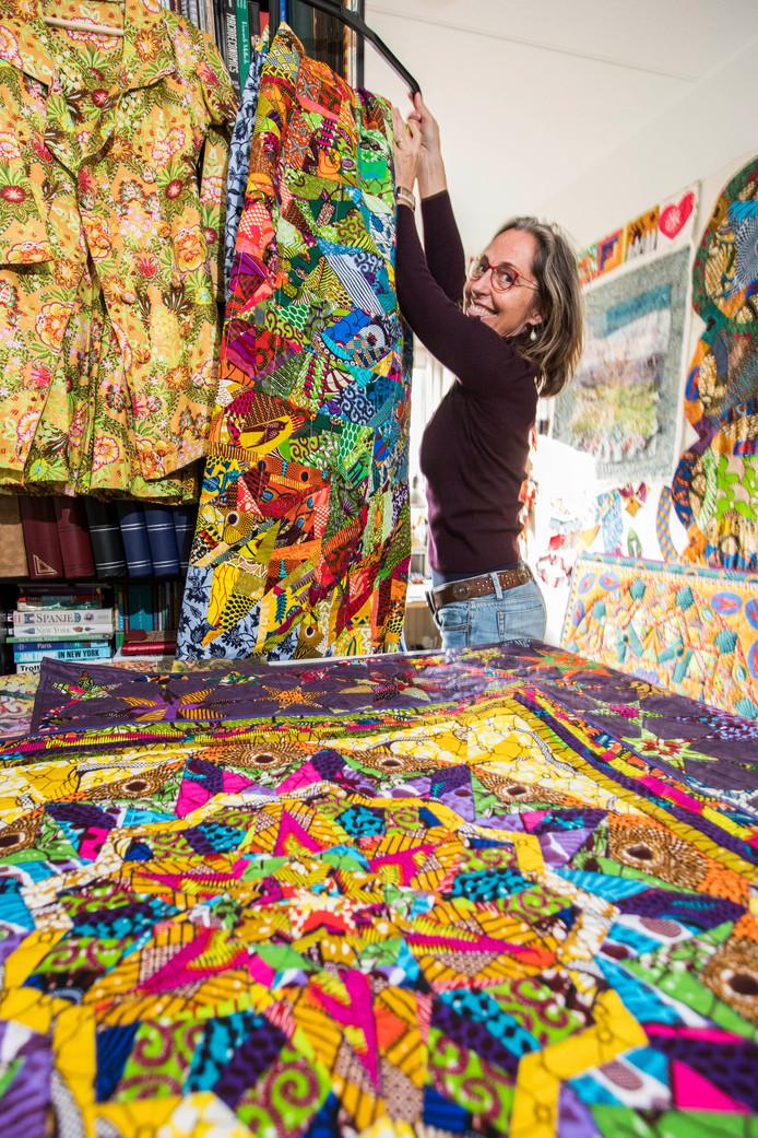 Hilde Hoogwaerts: ,,Kleuren hebben kracht.''