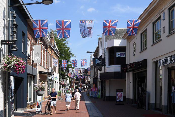 Oosterhout wil de binnenstad groener en aantrekkelijker maken.