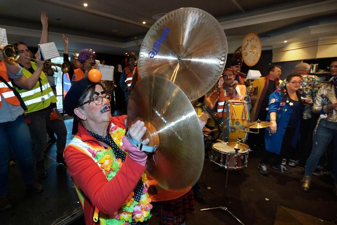De 48ste editie van Haone Boere Blaos Festijn - met blaaskapel de Wanklank (foto) -  was een geslaagd festijn