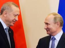 Erdogan va se rendre en Russie pour discuter de la Syrie avec Poutine