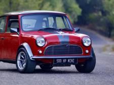 Waarom deze klassieke Mini 130.000 euro kost