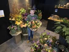 Martijn (24) gaat avontuur aan van een eigen bloemenwinkel in Rijssen