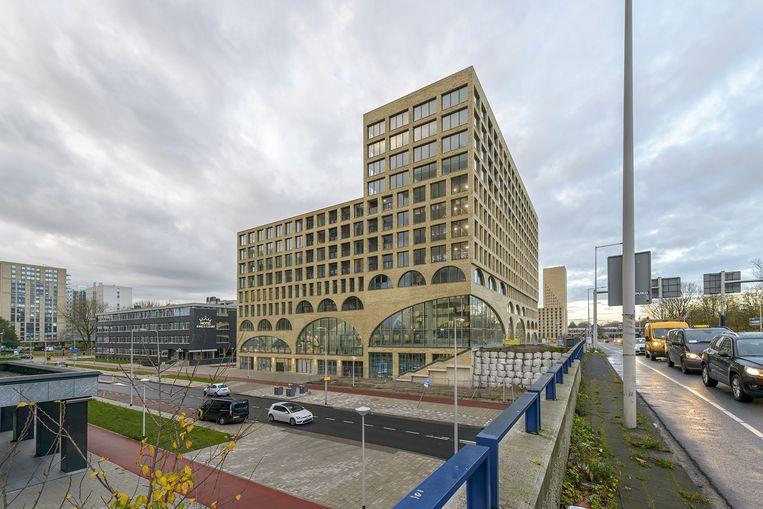 Westbeat, Amsterdam Architect: Studioninedots Opdrachtgever: Lingotto Ontwikkeling BV Beeld Frans Parthesius