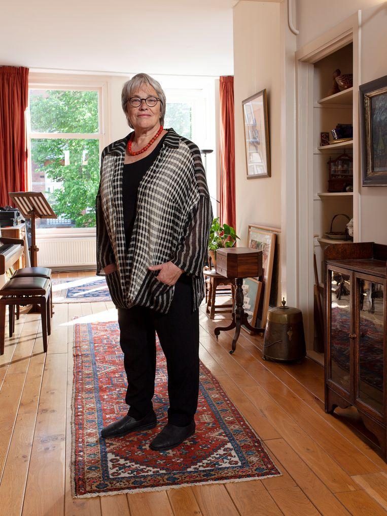 Catherine Hodgkin: 'Zijn gedachtengoed is na 200 jaar nog steeds relevant' Beeld Friso Keuris