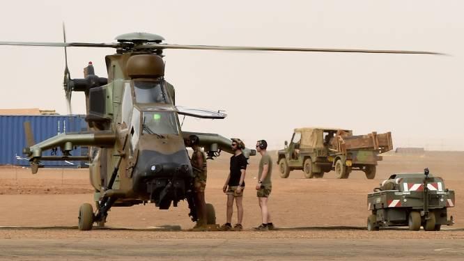 Twee legerhelikopters botsen: 13 Franse militairen omgekomen in Mali