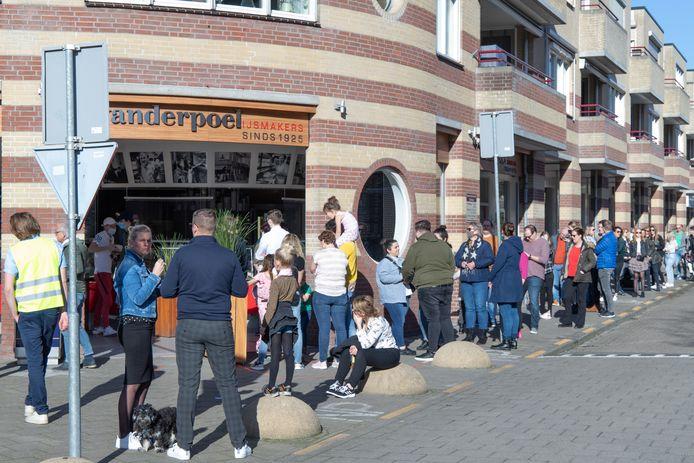 De vestiging van Van der Poel aan de Bornsestraat in Hengelo