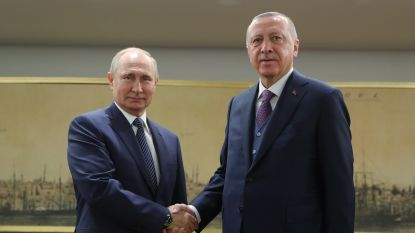 EU probeert te bemiddelen in Libië. Rusland en Turkije roepen op tot staakt-het-vuren