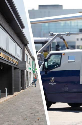 Met kalasjnikovs bewapende gangsters proberen geldtransport in Alsemberg te overvallen