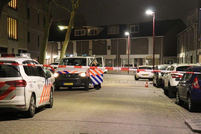 Een deel van de Ruiterstede in Nieuwegein is afgesloten voor onderzoek.