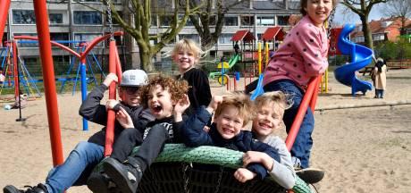 Kinderfeestje in Soesterkwartier is óók een protestactie tegen coronamaatregelen