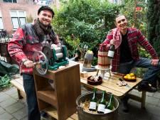 Van 100 naar 1000 flessen vruchtwijn per maand; Utrechtse ondernemers gaan hard: 'Veel ambitie'