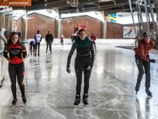 Thialf is door corona dicht, maar in Deventer kun je nog wél schaatsen