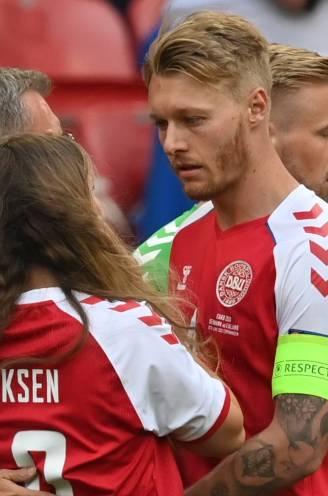 Maak kennis met de held van Kopenhagen: Simon Kjaer, de vriend waarop Eriksen kon rekenen