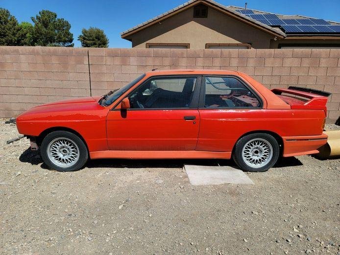 BMW M3.