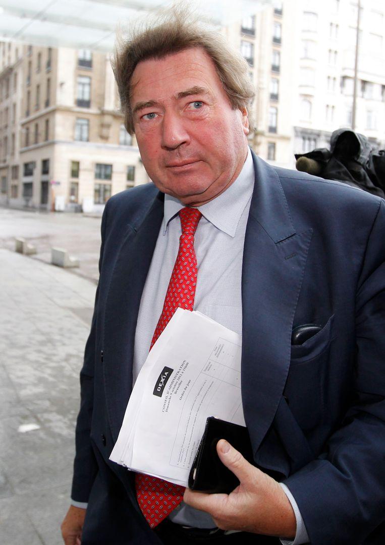 Serge Kubla was van 1999 tot 2004 Waals minister van Economie.