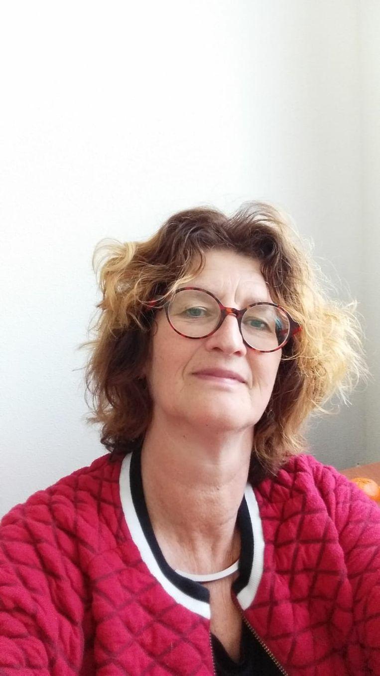 Lenneke Herben, consulent voor mantelzorgers Beeld