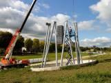 Bouw Kempentoren in het Spoorpark gestart: 35 meter, 192 treden