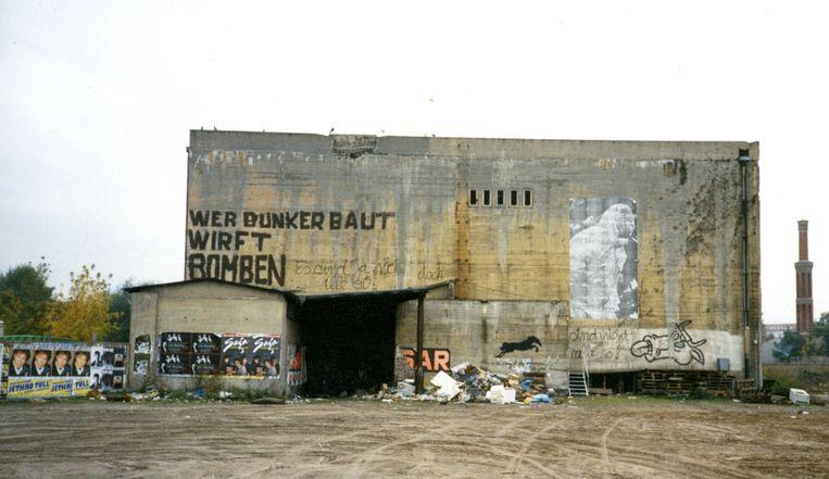 De Anhalter Bunker. Beeld Wikimedia Commons / Etan J. Tal