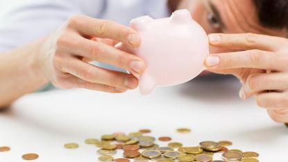 Sparen kost Belgen bijna 4 miljard aan koopkracht