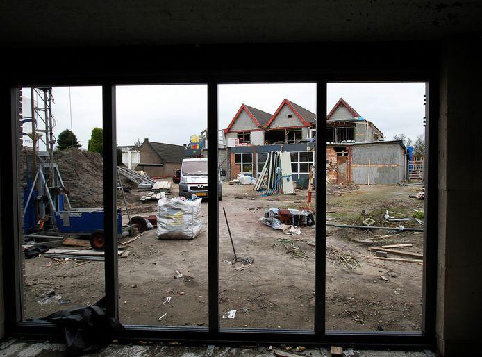 Nieuwbouwproject Boerhaeve in Sprundel. foto: Gerard van Offeren / Pix4Profs