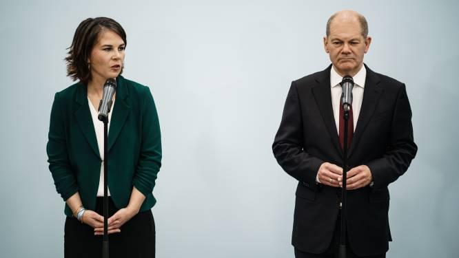 Regeringsformatie Duitsland komt van de grond. SPD, Groenen en FDP starten coalitiegesprekken