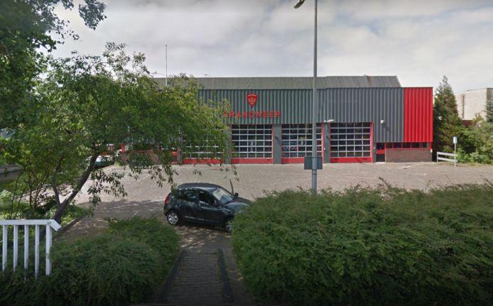 Brandweerkazerne in Naaldwijk.