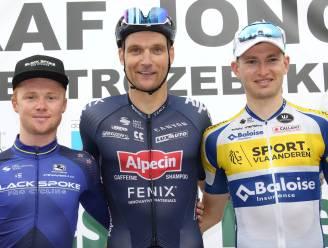 """Aaron Verwilst na derde plaats in Westrozebeke: """"Ik wist dat ik enkel Jonas Rickaert in de gaten moest houden"""""""