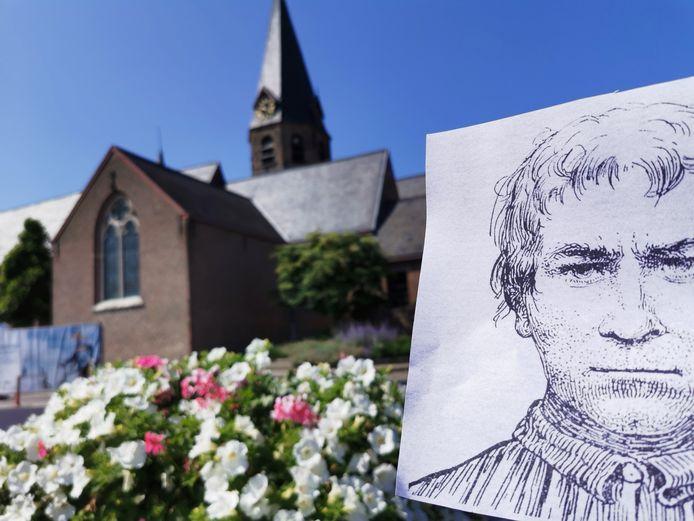 """In zijn geboortedorp Lendelede is weinig terug te vinden van Ludovicus Baeckelandt, en al zeker geen straatnaam of standbeeld. """"De leider van een bende criminelen. Dat is dan ook niet iets om mee te pronken"""", liet oud-burgemeester Roger Vandewalle ooit optekenen."""